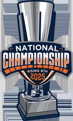 2025 Lacrosse National Championship logo